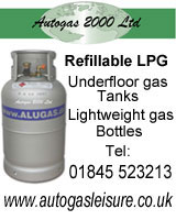 Autogas2000 -Refillable LPG solutions for the Motorhome