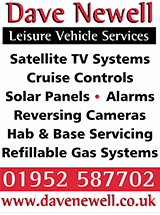 Dave Newell Leisure Vehicle Services