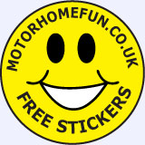 Free Club Stickers