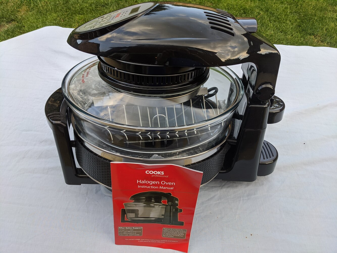 Cooks Professional Electric Halogen Oven 17L 1.jpg