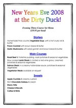 Dirty Duck Menu 2008.jpg