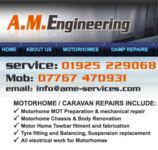 AM Engineering, Warrington