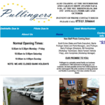 PULLINGERS LEISURE VEHICLES LTD