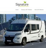 Signature Motorhomes & Leisure
