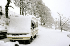 Winterising your Motorhome to Avoid Costly Damage