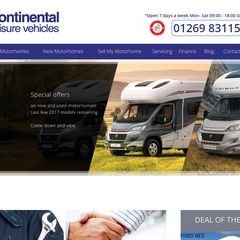 Continental Leisure Vehicles