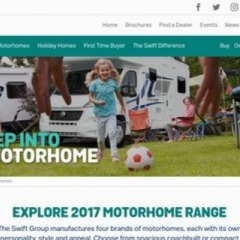 Motorhomes :: Swift Group