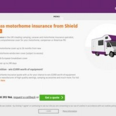 Motorhome Insurance From Shield