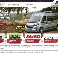 Auto-Sleepers Motorhome Manufacturers | Van Conversions