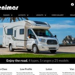 Welcome to Benimar Motorhomes