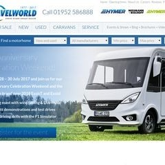 TravelWorld Motorhomes - New and Used Motorhomes For Sale