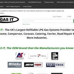 Gasit LPG tanks and parts