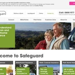 Safeguard UK - Motorhome insurance