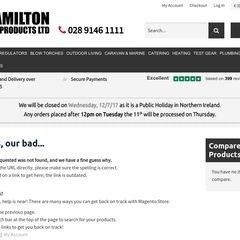 Hamilton gas products