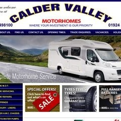 Calder Valley Motorhomes West Yorkshire