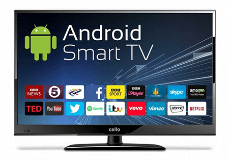 Smart TV for your Motorhome
